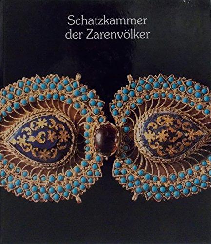 Schatzkammer der Zarenvölker - Kleinodien aus dem Ethnographischen Museum der Völker der UdSSR, Leningrad