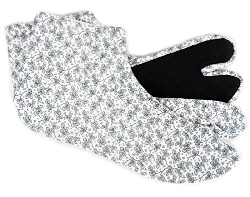 キョウエツ『綿ブロードプリント足袋』