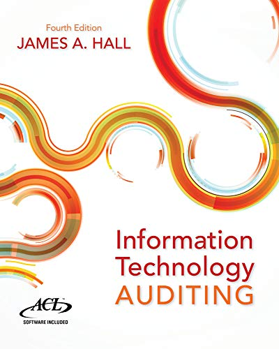 Compare Textbook Prices for Information Technology Auditing 4 Edition ISBN 9781133949886 by Hall, James A.