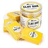 Car Clay Bar 4 Pack 400g, Premium Grade Clay Bars Detailing Magic Clay Bar Cleaner Auto Wash Bars...