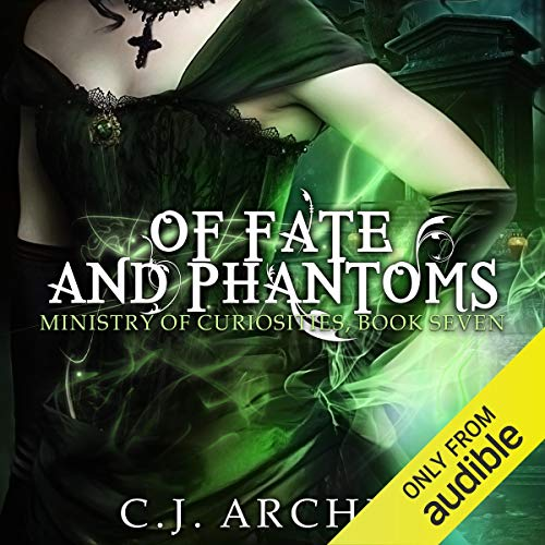 Couverture de Of Fate and Phantoms