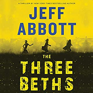 The Three Beths audiobook cover art