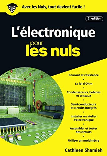 L'électronique pour les Nuls poc...