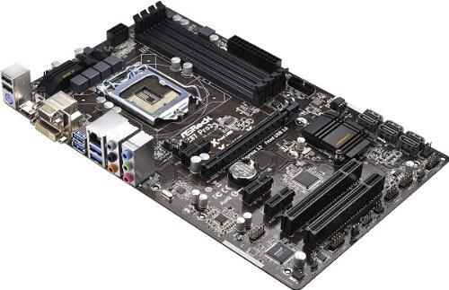 Asrock Z87 Pro3 Mainboard Sockel 1150 (ATX, Intel Z87, 4X DDR3 Speicher, 6X SATA III, DVI-D, HDMI, 4X USB 3.0)