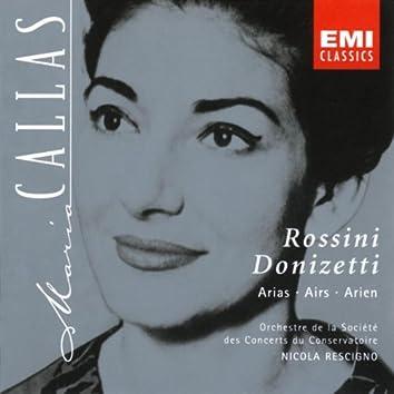 Maria Callas: Rossini and Donizetti Arias