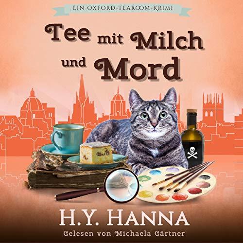 Tee mit Milch und Mord Titelbild