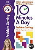 10 Minutes a Day Problem Solving Ages 9-11 Key Stage 2 (Made Easy Workbooks)