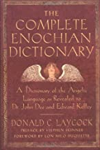 Best the complete enochian dictionary Reviews