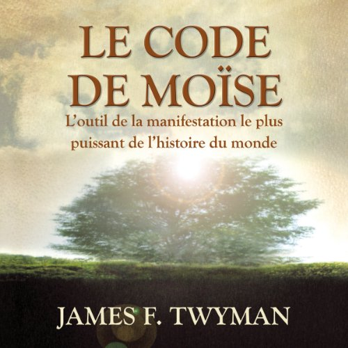 Le Code de Moïse audiobook cover art