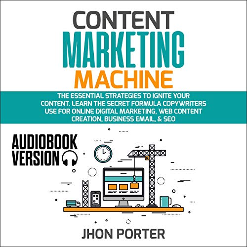 Content Marketing Machine cover art