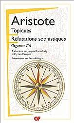 Les Réfutations sophistiques - ORGANON V-VI d'Aristote