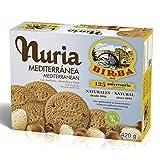 Birba - Galletas Nuria Mediterránea - 1 x 420 gramos