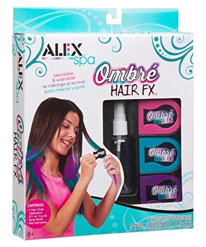 Alex Spa Ombre Hair FX Girls Fashion Activity