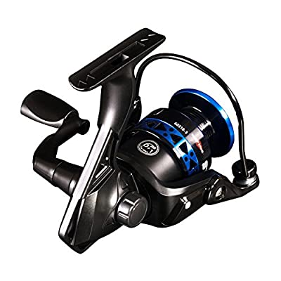 Yaer Upgrade Mifine Coarse Fishing Reel with Anti Corrosion Ball Bearings Smooth Spinning Reels from BAITAO
