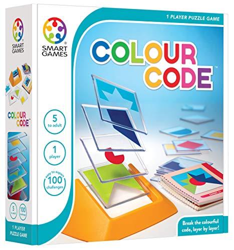 Smart Games- Colour Code (SG090) Versión Inglesa