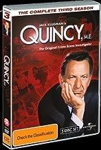 Quincy M.E. (Complete Season 3) - 5-DVD Box Set