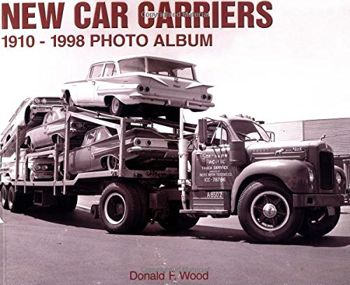 New Car Carriers, 1910-1998 Photo Album