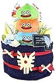スライムタワー アーチ型 出産祝い おむつケーキ 男の子 女の子
