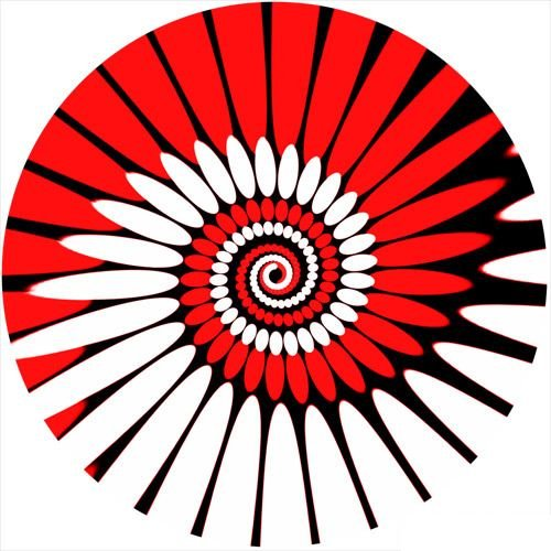 Zomo Paint red (Twin pack) Slipmat