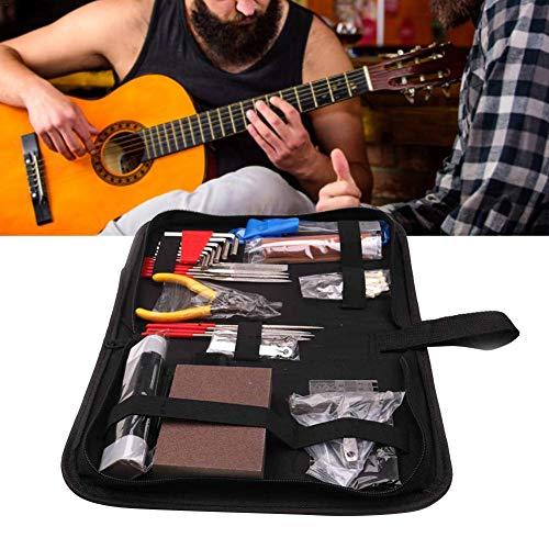 Colinsa Musikinstrument-Pflege-Werkzeug-Gitarren-Reparatur-Pflege-Werkzeug-Satz