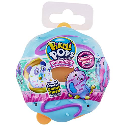 Boti 35997 Pikmi Pops Doughmi Surprise small, Donut gefüllt mit vielen Überraschungen, ideal für Mädchen ab 5 Jahre, als kleines Geschenk oder Mitgebsel, bunt