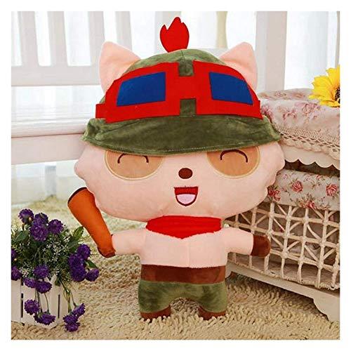 ZJSXIA Plüsch Puppe Spielzeug 35 cm LOL The wild Scout Plüsch weiche gefüllte Spielzeug Spielfigur Spielzeug für Weihnachten Geburtstagsgeschenke Digimon plüsch