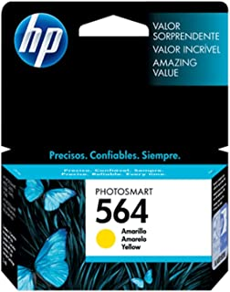 HP 564 Yellow Original Ink Cartridge   CB320WA