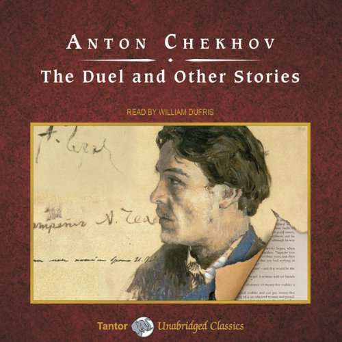 The Duel and Other Stories audiobook cover art