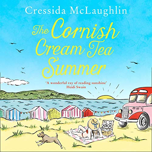 The Cornish Cream Tea Summer Audiobook By Cressida McLaughlin cover art