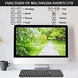 Zoom IMG-2 tedgem tastiera wireless pc 2
