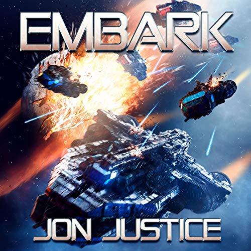 Embark audiobook cover art