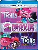 Trolls / Trolls World Tour 2-Movie Collection [USA] [Blu-ray]