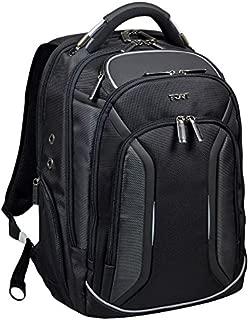 Port Designs 170400 15.6 Inch Melbourne Business Traveller Laptop Backpack - Black