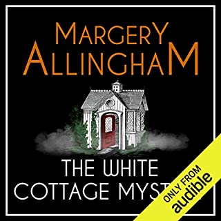 The White Cottage Mystery audiobook cover art