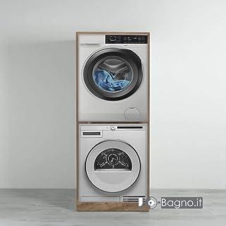 Amazon.it: mobile porta lavatrice e asciugatrice a colonna