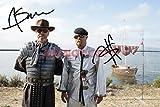 Mythbusters TV Show Adam Savage & Jamie Hyneman reprint signed 8x10' photo #3 RP