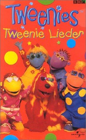 Tweenies - Tweenie Lieder 1 [VHS]