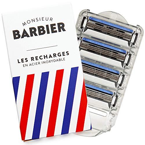 Monzeur Barbier navulverpakking, Ambitieux