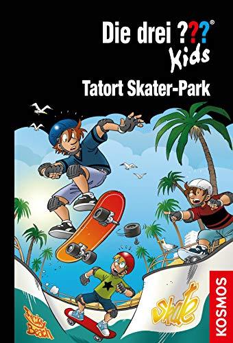 Die drei ??? Kids, 84, Tatort Skater-Park (drei Fragezeichen Kids)