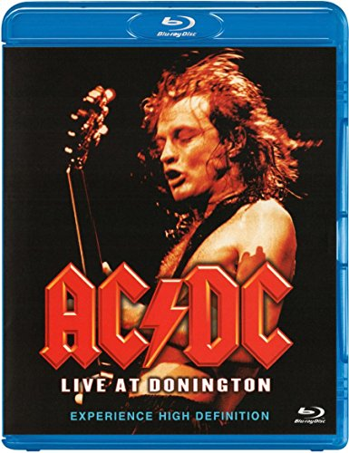 AC/DC - Live At Donington [Blu-ray] [Import anglais]