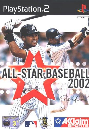 All-Star Baseball 2002 SONY PLAYSTATION 2 PS2
