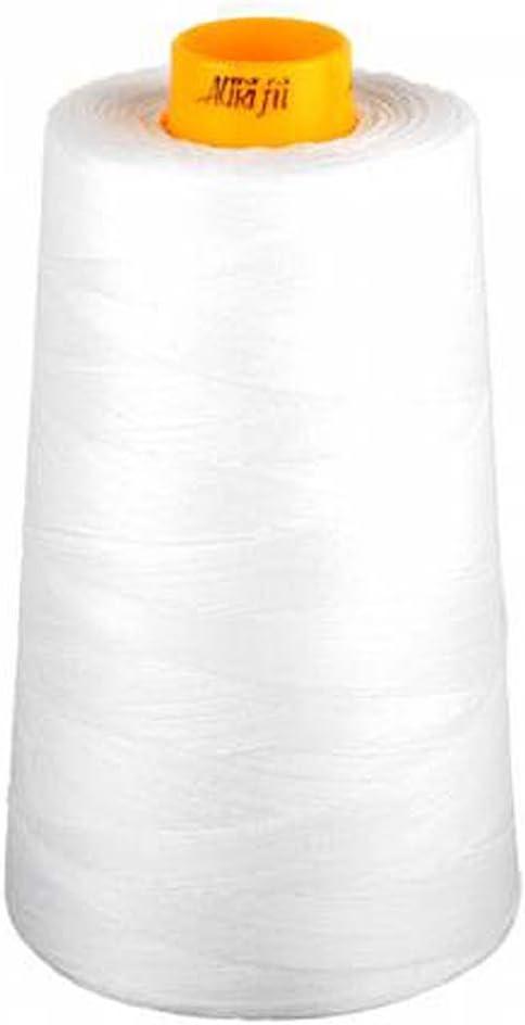 Aurifil 2024 Mako 40 Wt 100% Max 53% OFF Cotton Yard 280 Cone Whit 3 NEW Thread