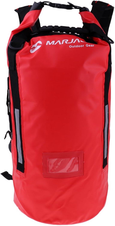 Homyl Homyl Homyl Premium Wasserdichte Tasche Dry Bag Rucksack Trockensack Seesack Packsack Trockentasche Packtasche für Kajak Kanu Segeln Angeln Schwimmen Stiefelfahren Camping B07FF35XGW  Leidenschaftlicher Sport, niemals aufhören 280ac4