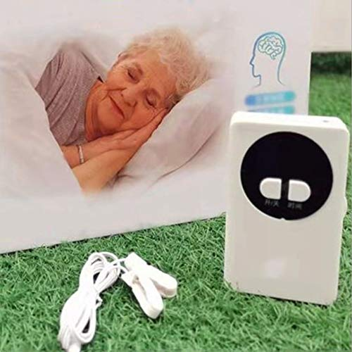 summerr Insomnia Treatment Device, Sleep Aid Machine New Cranial Electrotherapy Stimulator CES, Ease Anxiety Migraine Headache