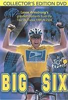 Lance Armstrong: Big Six - Lance Armstrong's Great [DVD]