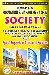Formation & Managements Of A Society