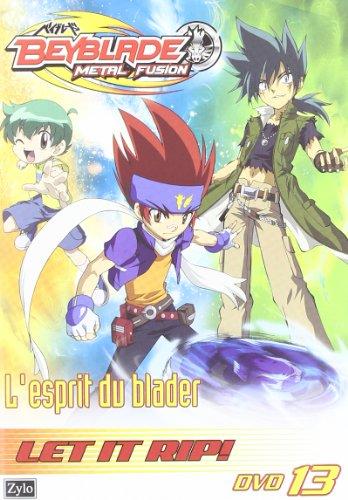 Beyblade Saison 1 Volume 13