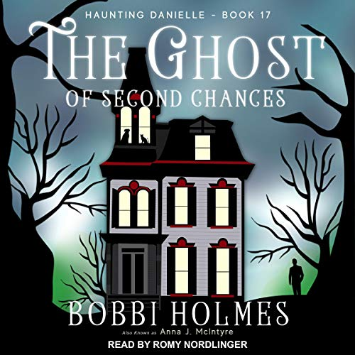 The Ghost of Second Chances audiobook cover art