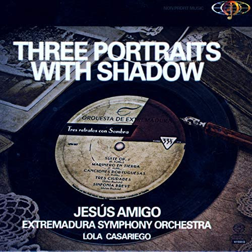 Extremadura Symphony Orchestra, Lola Casariego & Jesús Amigo