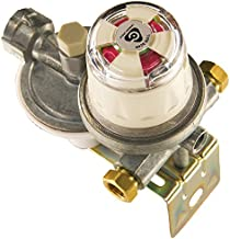 double stage low pressure automatic changeover regulator